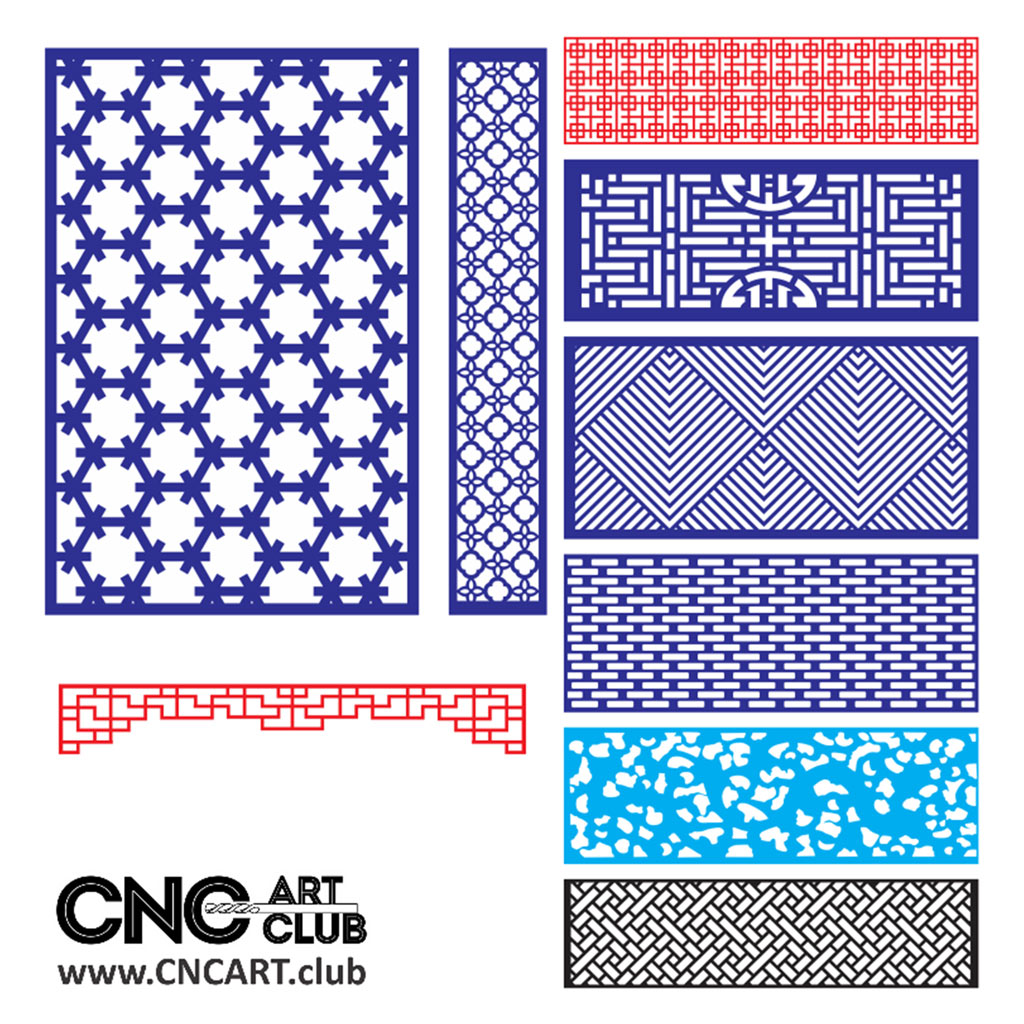 Free download vector designs for CNC machines  Decoratice