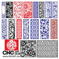 2d Lattice 1027 Vector Lattice Files For Laser Machine And Cnc Router Download For Free