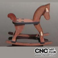 Toys 1001 Rocking Chair Horse For Baby Toys Dxf Plans